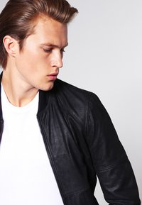 James Perse - CREW NECK - T-shirt basic - white - 3