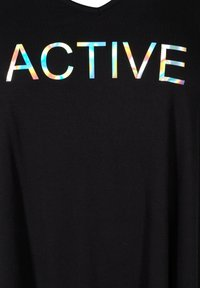 Active by Zizzi - Top - black holo - 4
