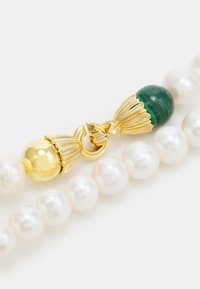 Timeless Pearly - Necklace - gold-coloured - 2