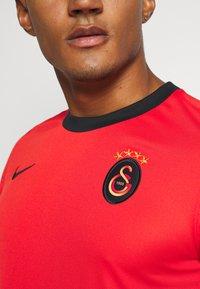 Nike Performance - GALATASARAY - Club wear - chile red/black - 5