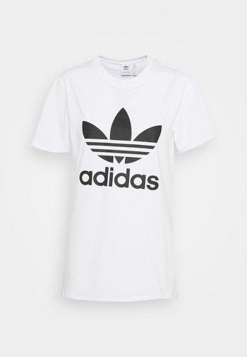 TREFOIL TEE - T-shirts print - white