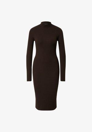 HADA - Jumper dress - braun