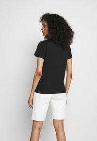 KARL LAGERFELD - MINI IKONIK BALLOON TEE - T-Shirt print - black - 2