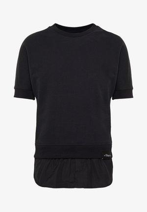 POPLIN - Sweater - black