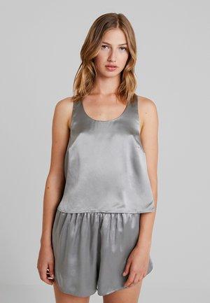 STELLA SINGLET - Blouse - grey