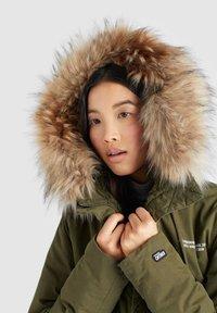 khujo - KENITA4 - Winter coat - oliv - 4