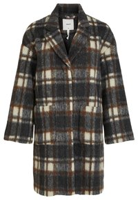Object - Classic coat - chicory coffee - 0
