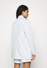 ALIGNE - Pitkä takki - icy mint - 2