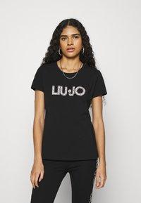 Liu Jo Jeans - Print T-shirt - nero - 5