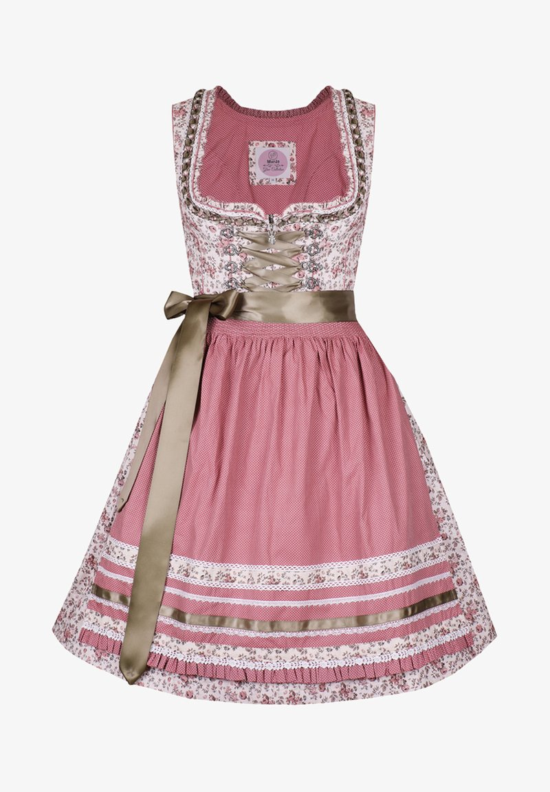 Marjo - Dirndl - rosa