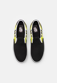 Vans - CLASSIC - Trainers - black/true white - 3