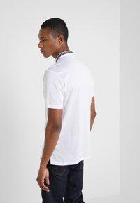 HUGO - DIVORNO - Polo shirt - white - 2