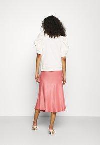 Second Female - EDDY NEW SKIRT - A-line skirt - dusty rose - 2