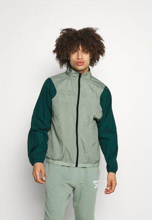 OLLIE TRACK JACKET - Training jacket - green