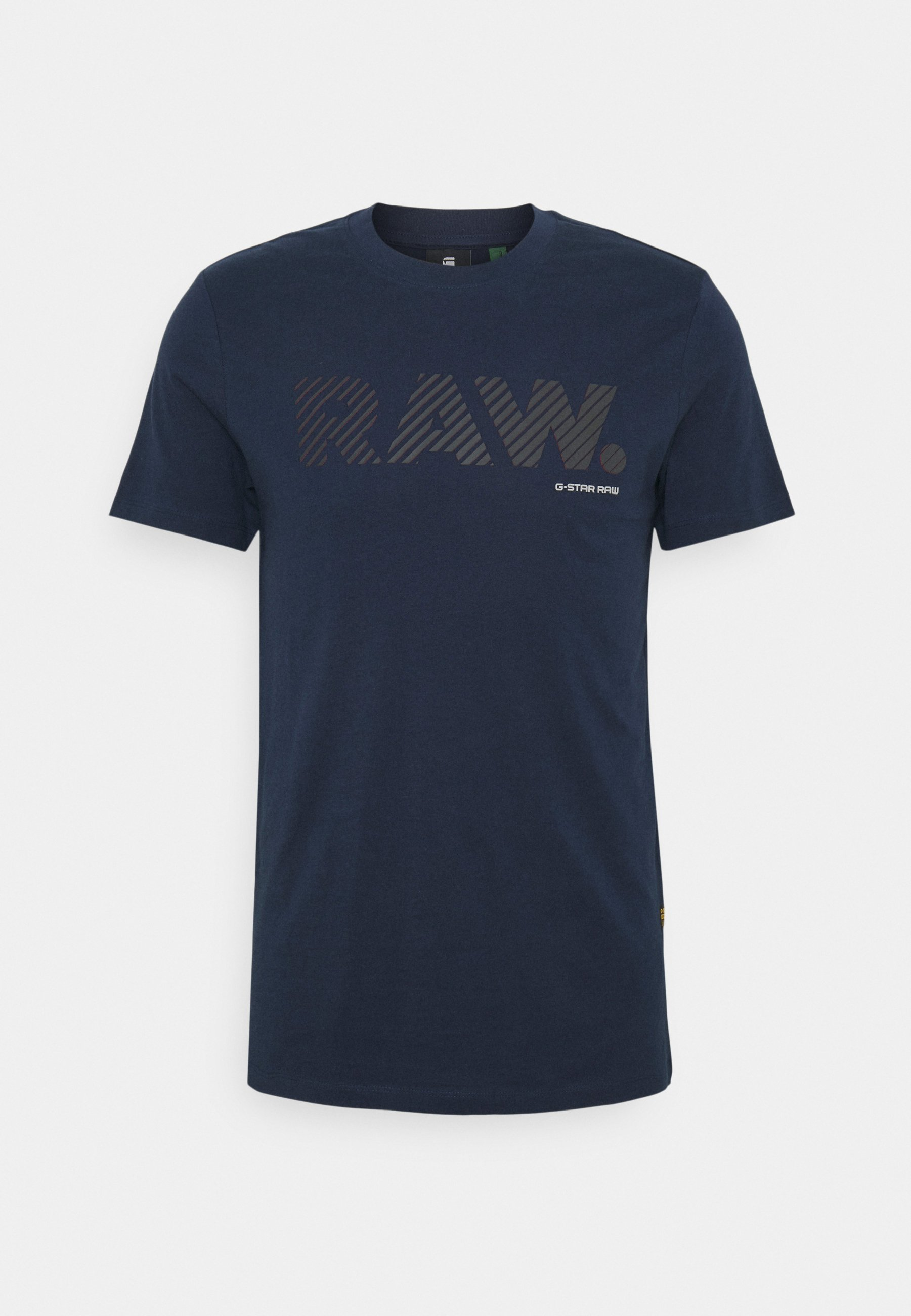 Homme RAW LOGO SLIM  - T-shirt imprimé