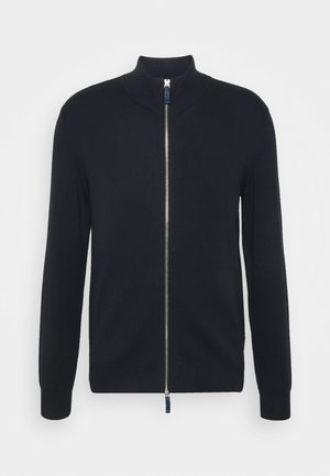 CARDIGAN - Strickjacke - navy