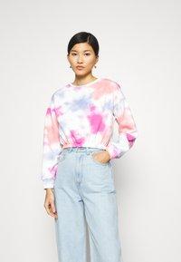 Trendyol - Sweatshirt - lila - 0