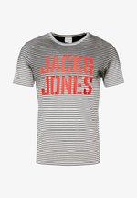 JCODROWN TEE CREW NECK - T-shirt print - black