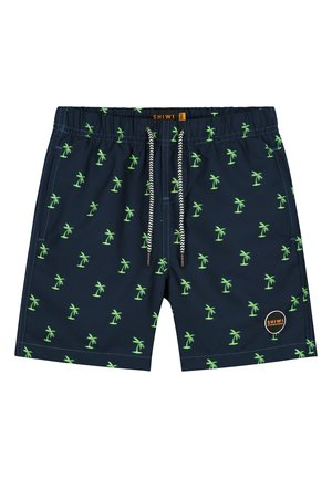 PALMTREE - Swimming shorts - dark navy