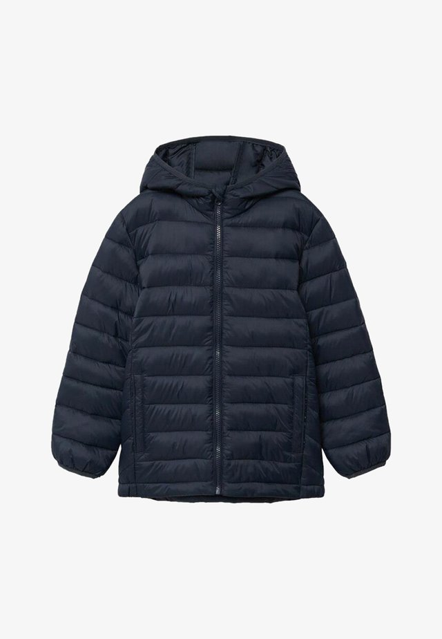 UNICO8 - Winter jacket - blu marino scuro
