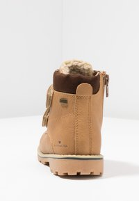 TOM TAILOR - Winter boots - camel - 4