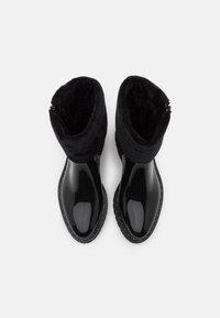 LEMON JELLY - MERCIA - Bottes en caoutchouc - black - 5