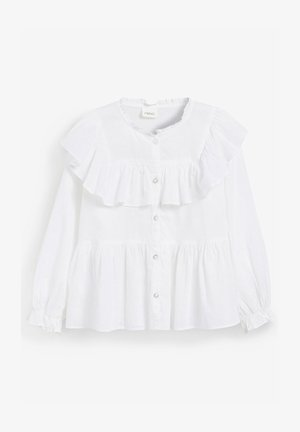 RUFFLE  - Camicia - white