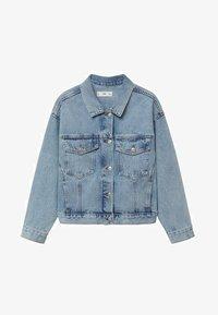 Mango - Denim jacket - bleu moyen - 5