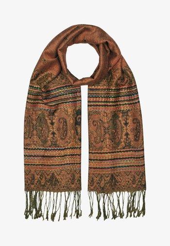 Huivi - brown