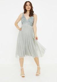 BEAUUT - MYAH - Cocktail dress / Party dress - sage green - 1