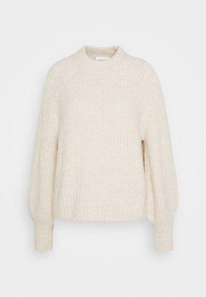 SONJA - Sweter - white dusty light