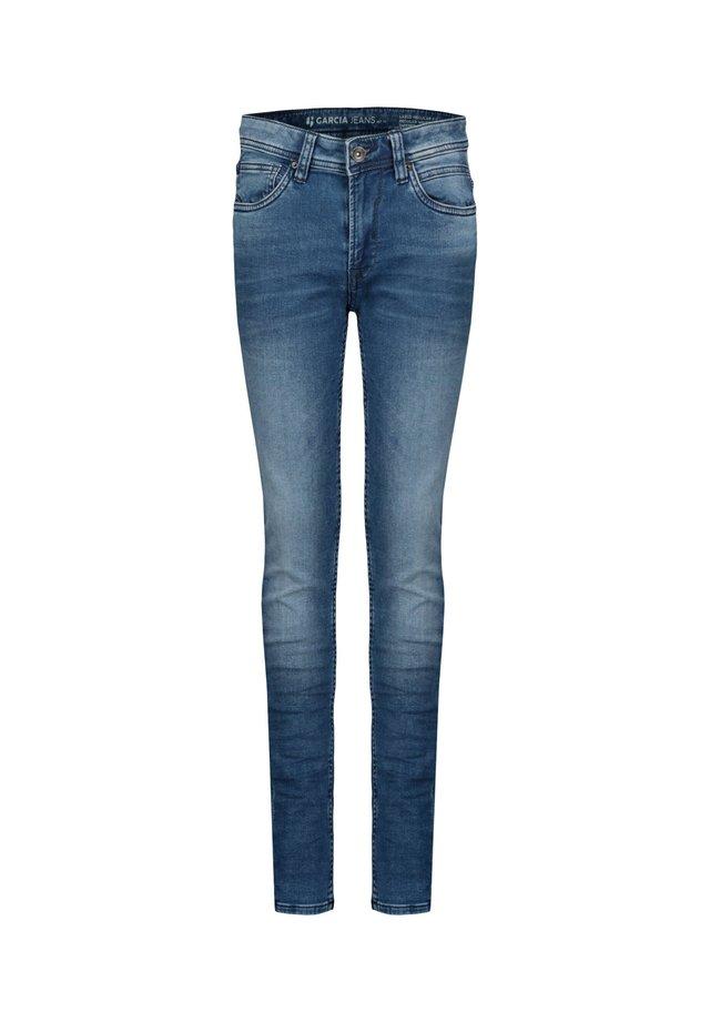 LAZLO - Jean slim - blue