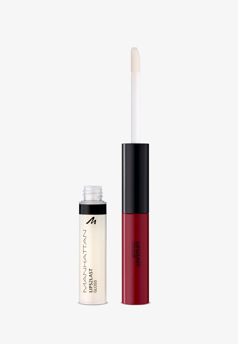 Manhattan Cosmetics - LIPS2LAST - Lip gloss - 48 vintage berry