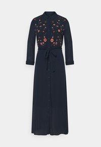 YAS - YASSAVANNA DRESS - Maxi dress - dark sapphire - 5
