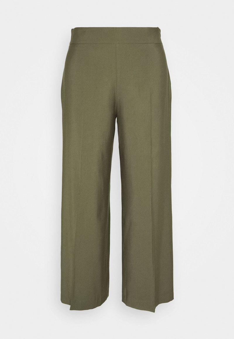 More & More - Kalhoty - new khaki