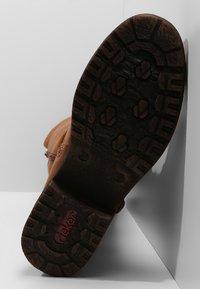 Rieker - Zimní obuv - cayenne choco - 5