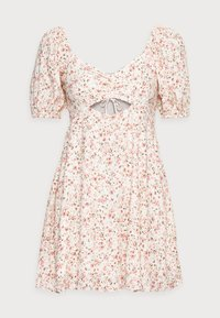 Forever New Petite - RUCHED SWEETHEART - Day dress - cameo rose - 3