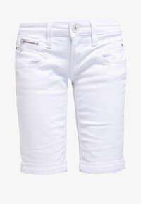 Freeman T. Porter - BELIXA - Denim shorts - white - 6