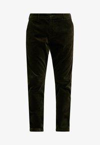 NN07 - KARL  - Pantalon classique - army - 4