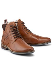 COX - Lace-up ankle boots - mittelbraun - 3