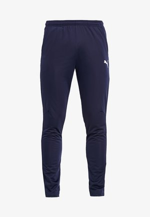 LIGA TRAINING PANT CORE - Jogginghose - peacoat/white