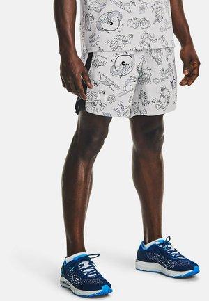 Sports shorts - halo gray