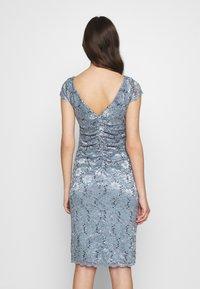 Swing - Cocktail dress / Party dress - azurblau - 3