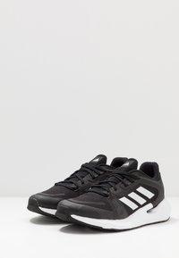 adidas Performance - ALPHATORSION - Zapatillas de running estables - cblack/ftwwht/gresix - 2