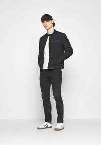 Pepe Jeans - JORDAN - Summer jacket - black - 1