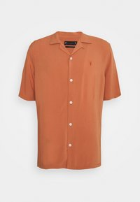 AllSaints - VENICE SHIRT - Camisa - scorched red - 0