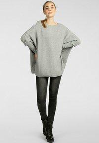 Apart - Pullover - grau - 0
