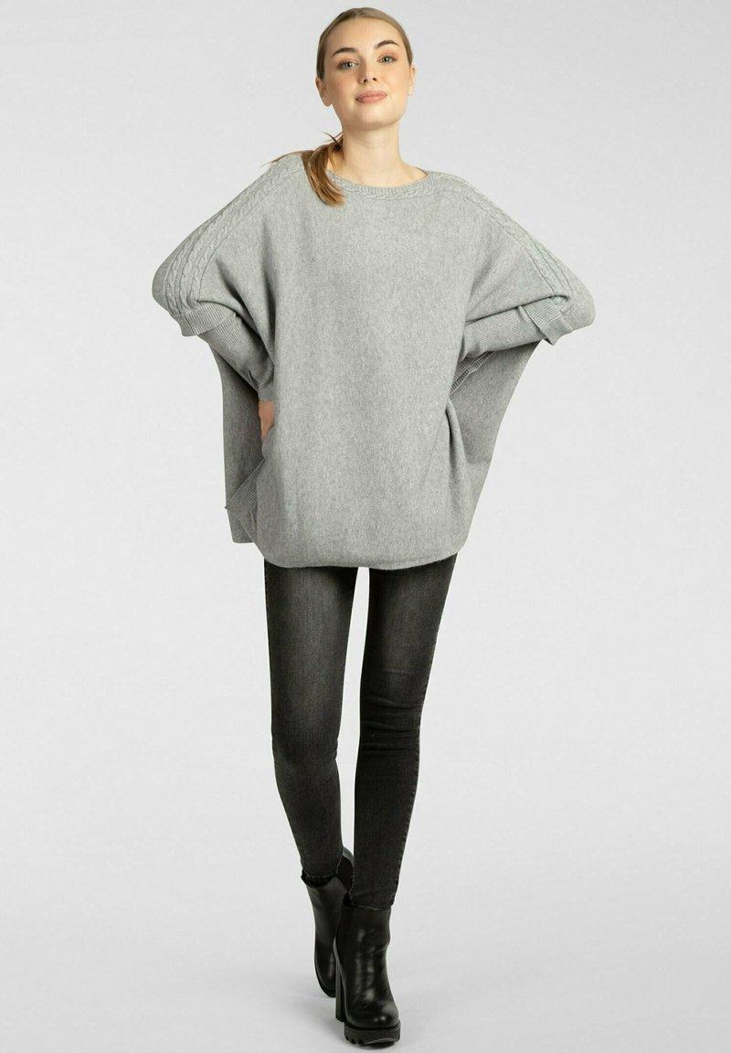 Apart - Pullover - grau