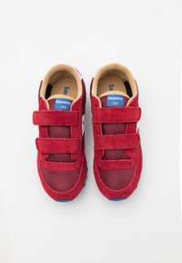 Saucony - JAZZ DOUBLE KIDS UNISEX - Zapatillas - red/blue/tan - 3