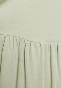 ONLY - ONLMAY LIFE PUFF DRESS - Maxi dress - desert sage - 2